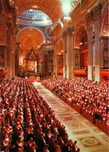 Constitution - Concile Vatican II