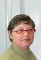 Christine HERSAINT épouse de Luc diacre permanent membres du comité diocésain du diaconat